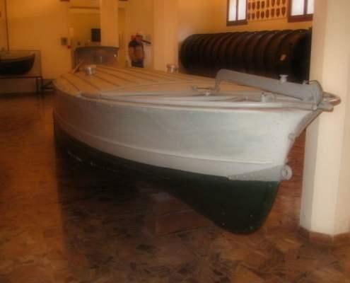MTM barca esplosiva