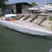 Delta '38 Hidalgo. Barca Classica Fast Commuter
