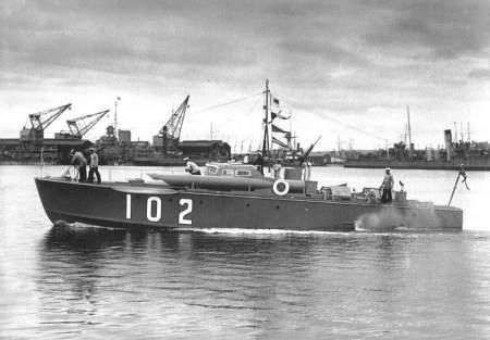 Portsmouth Dock Yard 1938