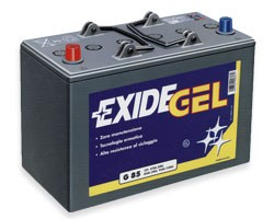 batterie stazionarie