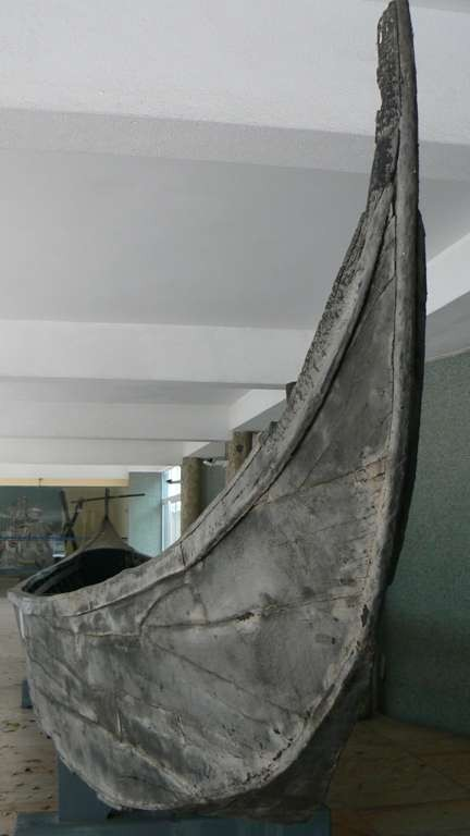 Caratteristica barca da trasporto del fiume Mondego - Coimbra
