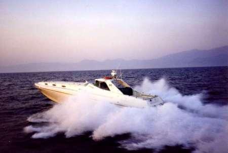 GdF insegue un Power Marine