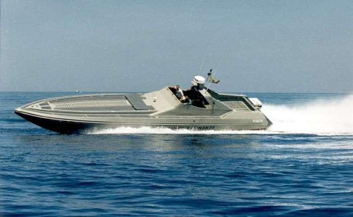 gdf V 1679 Power Marine 50 nodi