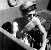 jfk-on-boat