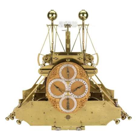 Orologio H1 ©National Maritime Museum