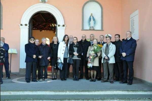 Esterno chiesa di San Filippo Neri