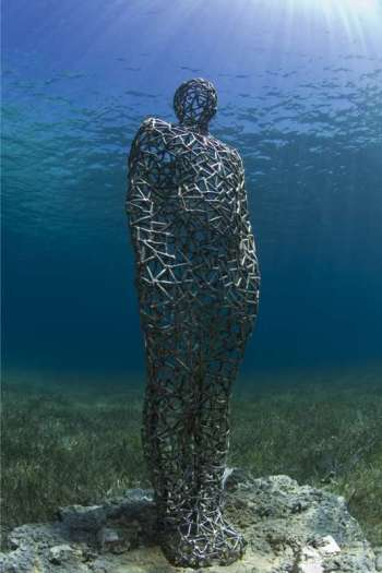 JdeCTaylor_Jason deCaires Taylor_Sculpture.