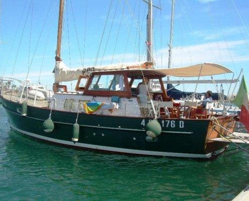 barche d'epoca in vendita