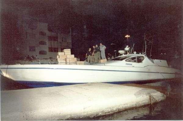 27 giugno 2000 - cattura - Poseidon