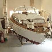 Settimo Velo barca classica Levi in vendita