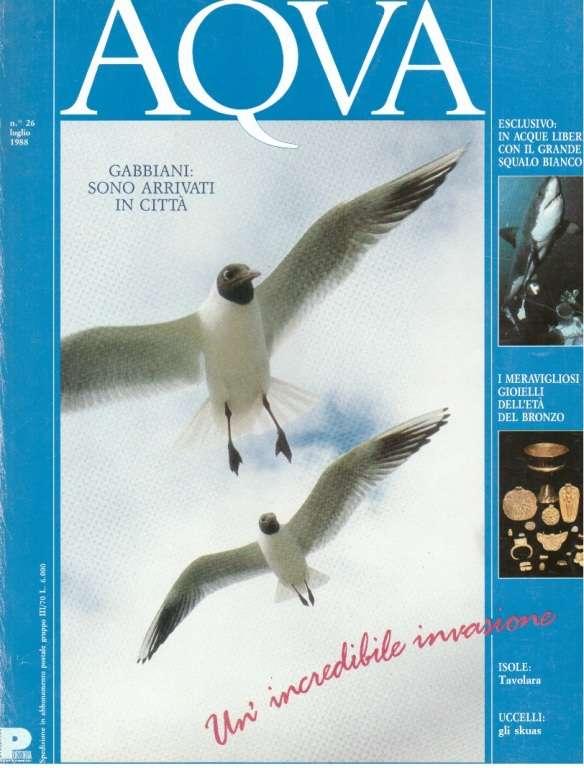 AQVA n 26 - luglio 1988