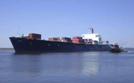 The El Faro is shown in this undated handout photo provided by Tote Maritime in Jacksonville, Florida, October 2, 2015. The U.S. Coast Guard said on Friday it was searching for the 735-foot cargo ship with 33 crew members aboard reported to be caught in the powerful Hurricane Joaquin near Crooked Island, Bahamas. The container ship El Faro was en route to San Juan, Puerto Rico from Jacksonville, Florida when the Coast Guard received a satellite notification that the ship had lost propulsion and was listing heavily. The crew reported flooding had been contained. REUTERS/Tote Maritime/Handout via Reuters ATTENTION EDITORS - FOR EDITORIAL USE ONLY. NOT FOR SALE FOR MARKETING OR ADVERTISING CAMPAIGNS. THIS PICTURE WAS PROVIDED BY A THIRD PARTY. REUTERS IS UNABLE TO INDEPENDENTLY VERIFY THE AUTHENTICITY, CONTENT, LOCATION OR DATE OF THIS IMAGE. THIS PICTURE IS DISTRIBUTED EXACTLY AS RECEIVED BY REUTERS, AS A SERVICE TO CLIENTS. NO SALES.