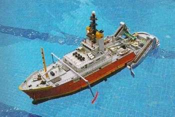 nuovo progetto antinquinamento marino