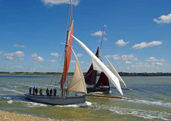 Dunkirk Encounter at Brightlingsea - David Chandler