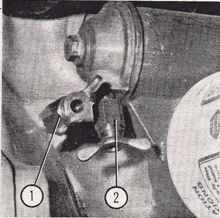 scambiatore raffreddamento olio motore