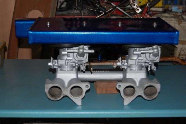 Carburatori revisionati-e