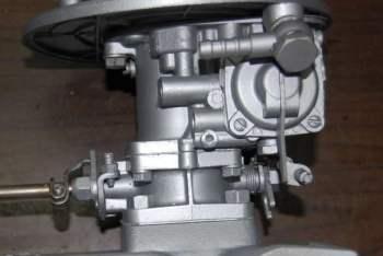 secondo carburatore