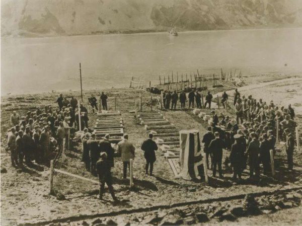 Shackleton funeral