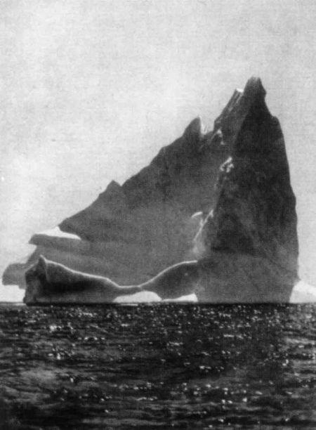 iceberg assassino