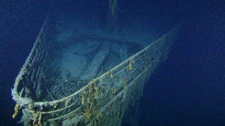 prua Titanic
