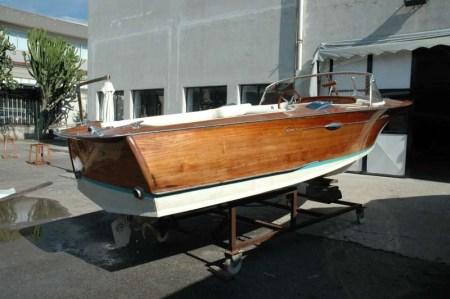 Barca Rio Paranà