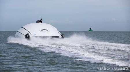 Advanced Aerodynamic Vessels