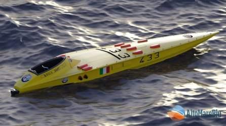 Barca Andreani Vega Dart