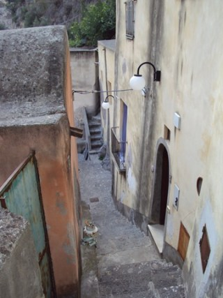 Furore Villa già di Roberto Rossellini