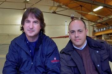 Martin Levi e Alessandro Vitale