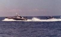 Drago inseguimento nave greca contrabbandiera