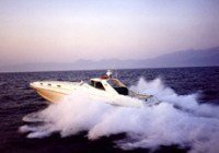 inseguimento POWER MARINE 50