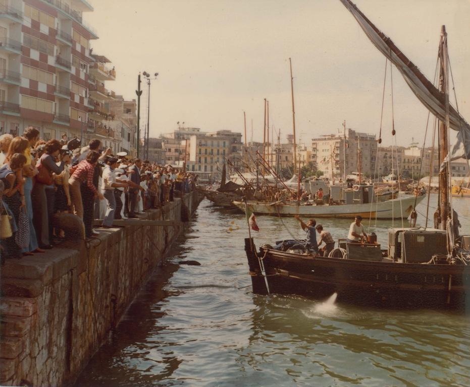 San Giuseppe II festeggiato al porto di Anzio