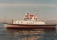 Storia delle Motovedette Capitaneria di Porto tipo Nelson CP 2026