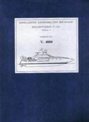 ANB motovedetta V4000 Drago Italcraft