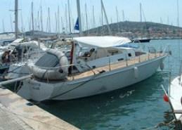 Barca Classica Exocetus Volants