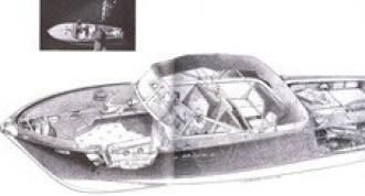 barca classica Riva