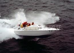 Barca Classica Exocetus Venezia-Montecarlo