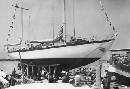 ketch Tico Tico - 99 barche di Franco Harrauer