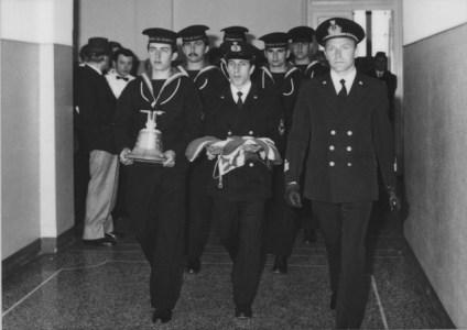 Medaglia d'argento equipaggio soccorso