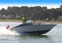 Triana - Assetto barca in navigazione