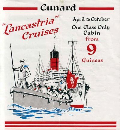 Lancastria Criuses