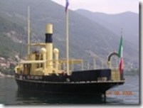 La Capitanio barca d'epoca