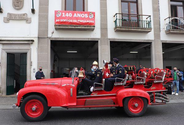 bombeiros 140 anos