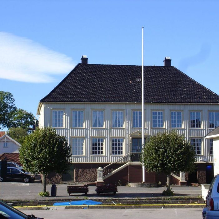 Galleri Det Gamle Rådhus i Langesund