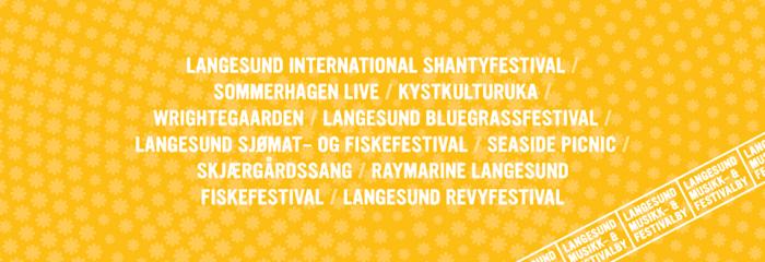 Langesund Musikk- & Festivalby 2021