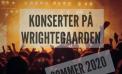 Konserter på Wrightegaarden Langesund 2020