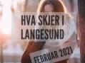 Hva skjer i Langesund februar 2021