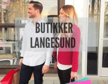 Butikker i Langesund