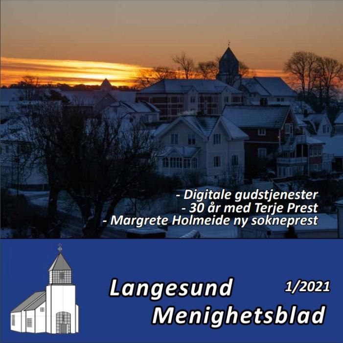 Langesund Menighetsblad 2/2021