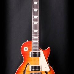 Gibson Les Paul Custom Semi Hollow Msd 6m 2 Wiring Diagram Es Light Burst Pre Owned